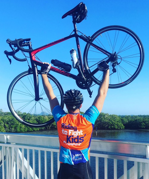 Great Cycle Challenge Australia About