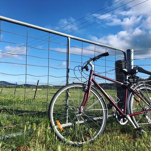 What's it like cycling in Canberra?